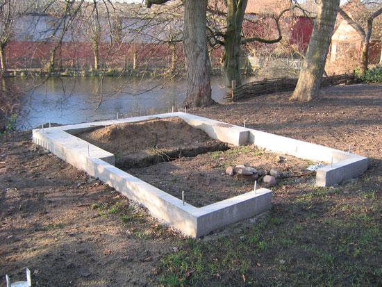 Fundament Backhaus