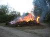 Osterfeuer am 23.04.2011 1
