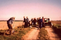 Pflanzaktion 2002
