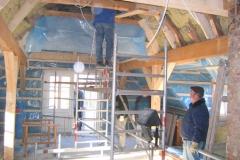 Umbau Dorfgemeinschaftshaus 2004